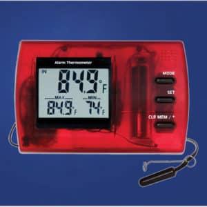 Temperature-Display