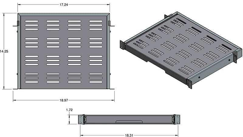 Slide-Out-Tray