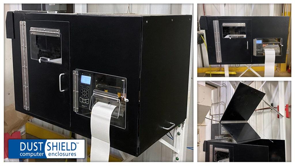 DustShield Printer Enclosure